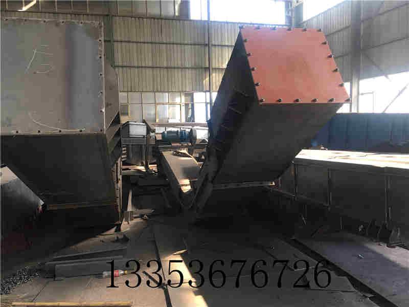 锅炉排渣刮板捞渣机-河流挖取沙刮板机的主要组成部分